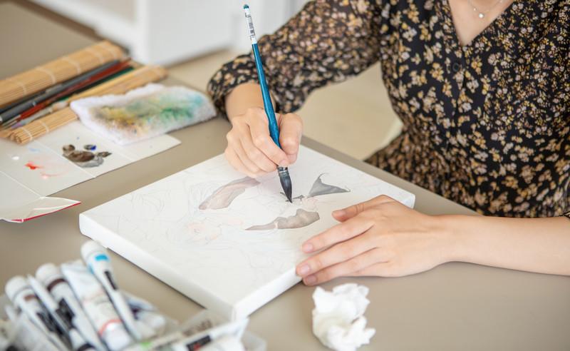 青森の絵画教室